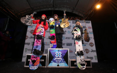 ESPN, REnextop Entertainment Announce Multi-Year Agreement for X Games China
