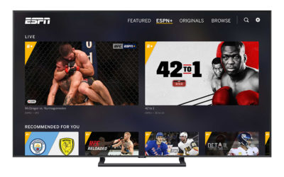Disney Rolls Out Improvements to ESPN+