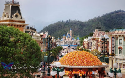 "Explore ""Halloween Time:"" Daytime at Hong Kong Disneyland"