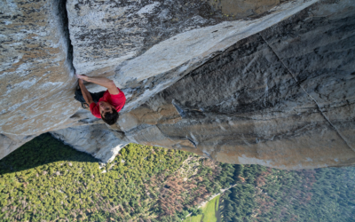 "Film Review: ""Free Solo"" (National Geographic)"