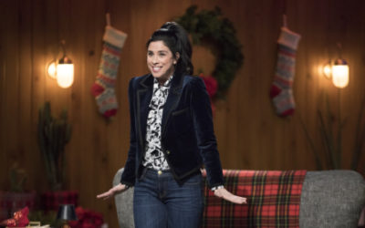 "Hulu Cancels Sarah Silverman's ""I Love You, America"" After One Season"
