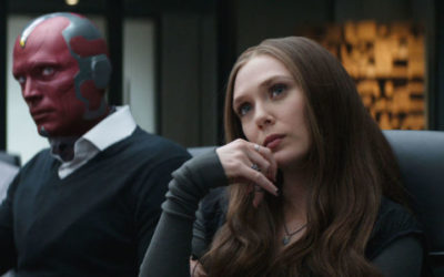 """Jac Schaeffer Tapped as Writer and Showrunner of """"The Vision and Scarlet Witch"""" Series for Disney+"""