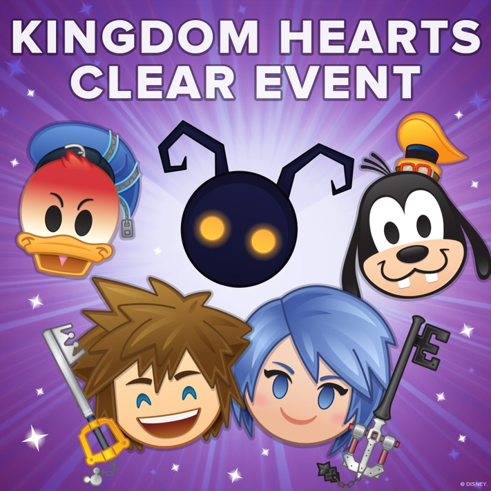 Kingdom Hearts Coming To Disney Emoji Blitz For Limited Time