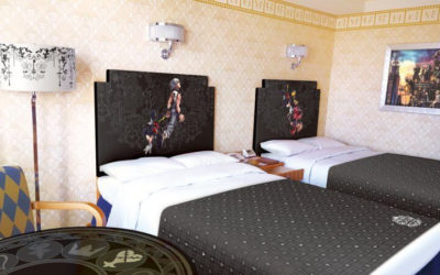 Kingdom Hearts-Themed Hotel Rooms Coming to Tokyo Disney Resort
