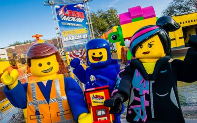 LEGOLAND Florida Announces Opening Date for The LEGO MOVIE WORLD