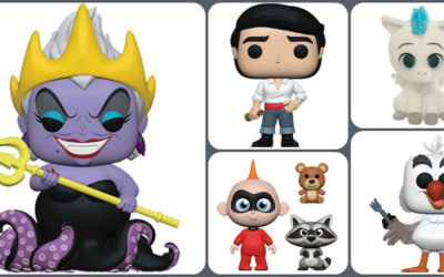 London Toy Fair Reveals New Disney Toys and Collectables