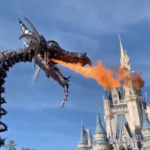 Maleficent Float Returns to Disney's Festival of Fantasy Parade