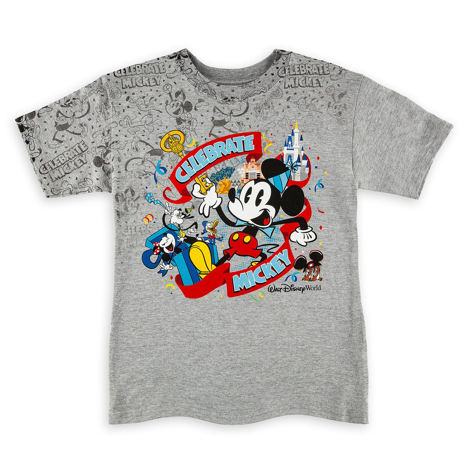 d31f00650 Celebrate Mickey 90th Birthday with New Disney Parks Merchandise on ...