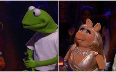 """Muppets (Rap) Battle it Out on TNT's """"Drop the Mic"""""""