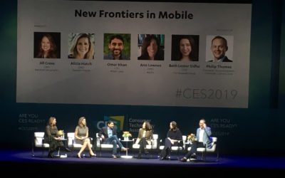 National Geographic CMO Talks Promise of 5G at CES 2019