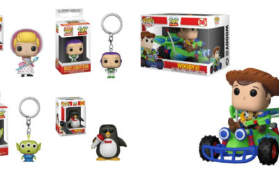 "New ""Toy Story"" Funko Pop! Figures Will Debut This Spring"