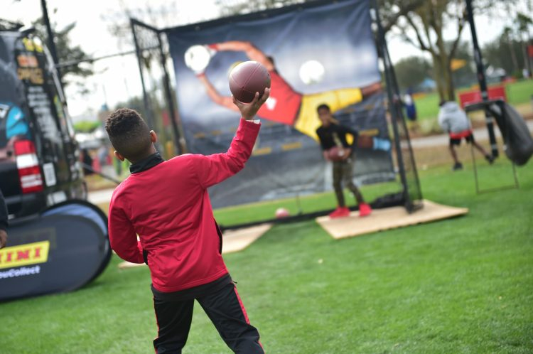 NFL Pro Bowl Experience Activities Returning to Walt Disney World s ESPN  Wide World of Sports Complex 8e02368aa