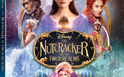 "Blu-Ray Review: ""The Nutcracker and the Four Realms"""