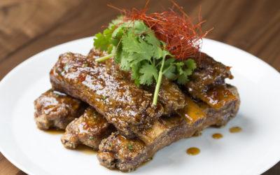 Recipe: Chef Morimoto's Sticky Spare Ribs