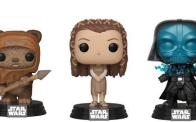 """Return of the Jedi"" Pop! Figures Now Available for Pre-Order"