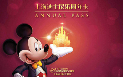 Shanghai Disneyland Announces First Ever Annual Passes