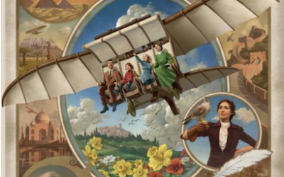 Soaring: Fantastic Flight to Open at Tokyo DisneySea July 23