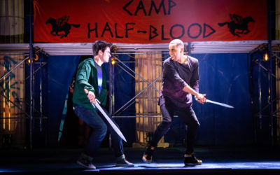 The Lightning Thief: The Percy Jackson Musical Launches National Tour