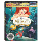 """The Little Mermaid"" Signature Collection Arrives on Digital and Home Release This February"