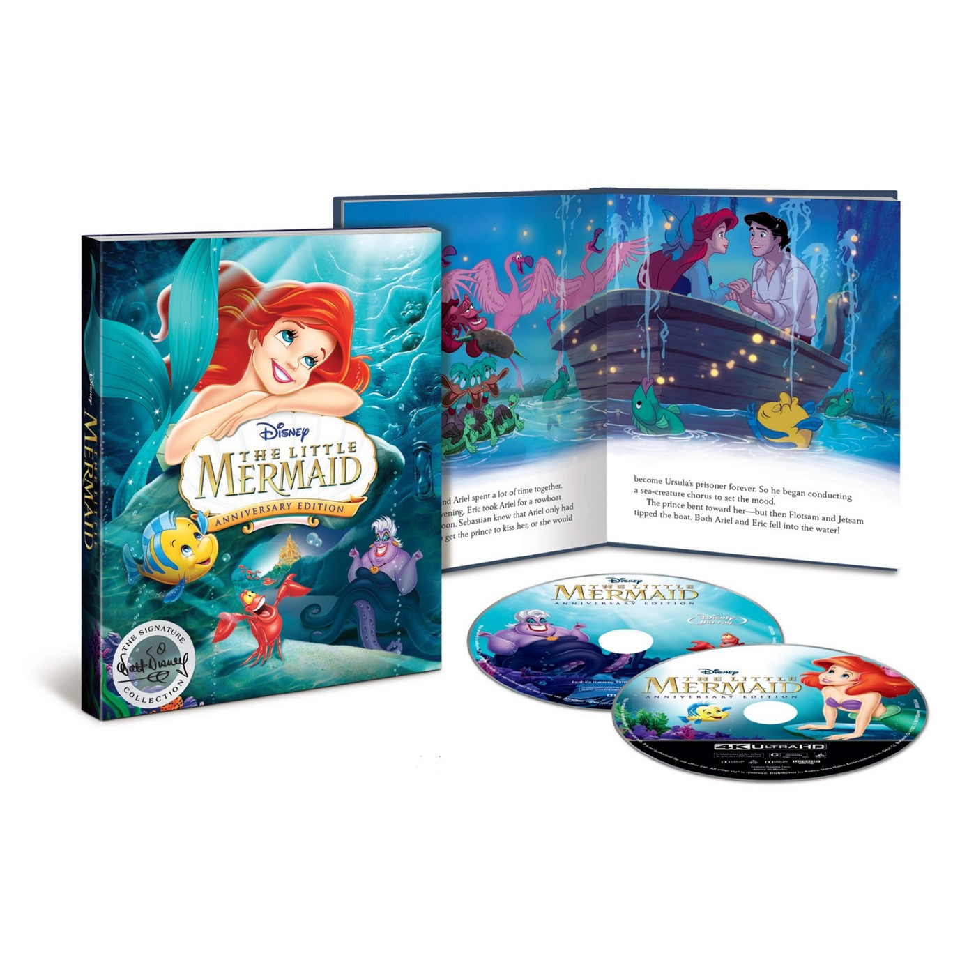 """""""The Little Mermaid"""" Signature Collection To Include 4K"""