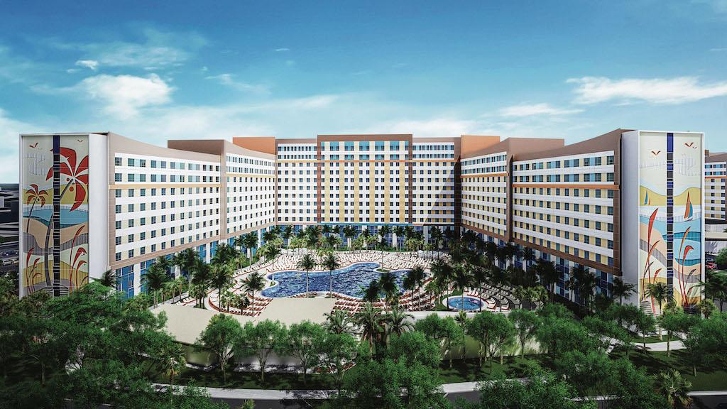 Universal Orlando's Endless Summer Resort - Dockside Inn ...