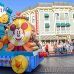 Video: Mickey's Soundsational Parade Returns with New Floats, Celebratory Fun at Disneyland