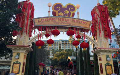 Videos: Lunar New Year Celebration Returns to Disney California Adventure for Year of the Pig