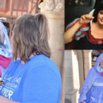 Woman Reunites with Fairy Godmother Who She Met Years Before as Snow White