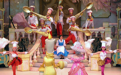 Extinct Attractions: Beauty and the Beast Live on Stage
