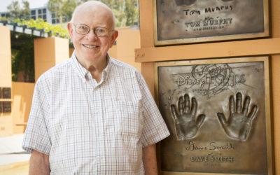 Disney Legend Dave Smith, Walt Disney Archives Founder, Passes Away at 78