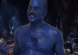 """The Internet Reacts to Will Smith's Genie in the Live-Action """"Aladdin"""""""