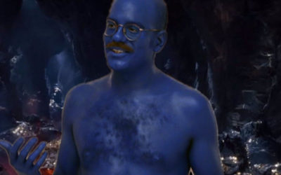 "The Internet Reacts to Will Smith's Genie in the Live-Action ""Aladdin"""
