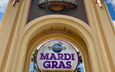 Celebrate Mardi Gras 2019 at Universal Studios Florida