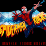 Extinct Attractions: Spider-Man Rocks