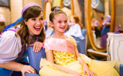 Bibbidi Bobbidi Boutique Coming to The Grand Floridian