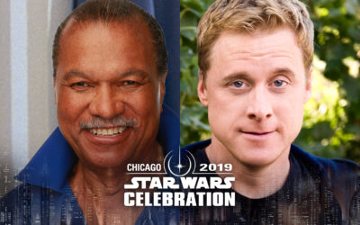 Billy Dee Williams, Alan Tudyk Confirmed to Appear at Star Wars Celebration Chicago