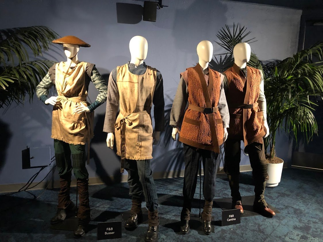 Cast Member Costumes Revealed For Star Wars Galaxy S Edge At Disney Parks Laughingplace Com