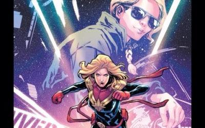 "Comic Review- ""Captain Marvel: Braver & Mightier #1"""