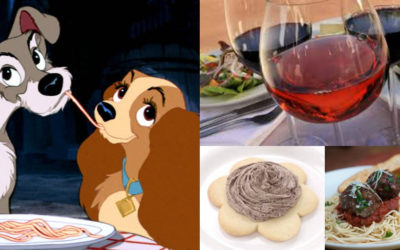 Date Idea: Dinner and a Movie with a Disney Twist