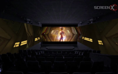 "Disney and CJ 4DPLEX Partner to Release ""Captain Marvel"" in ScreenX Format"