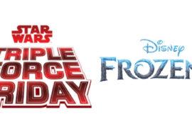 Disney Announces Triple Force Friday and Frozen Fan Fest