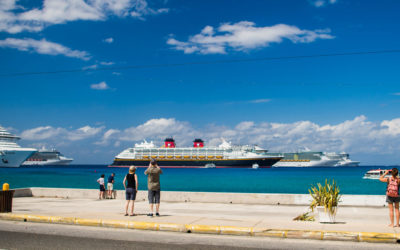 Disney Cruise Line and Others to Fund Pier Project in the Cayman Islands