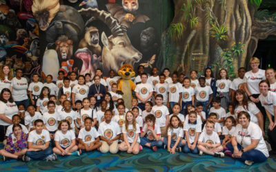 Disney's Animal Kingdom Becomes Classroom for Local Students