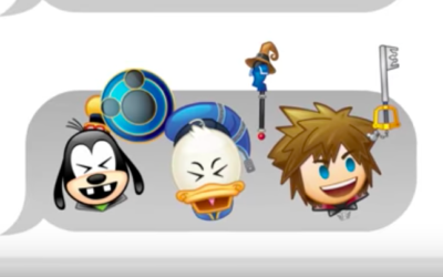 "Disney's ""As Told By Emoji"" Series Tackles Kingdom Hearts III"