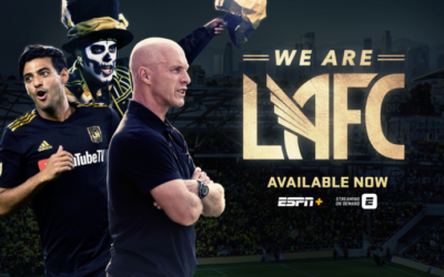 "ESPN+ and Major League Soccer Debut New Series ""We Are LAFC"""