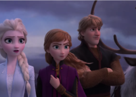 "First Teaser Trailer for ""Frozen 2"" Released"
