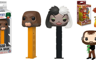Funko and PEZ Debut New Collectibles at New York Toy Fair