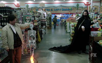 """FX's Vampire Comedy, """"What We Do in the Shadows"""" to Air This Spring"""