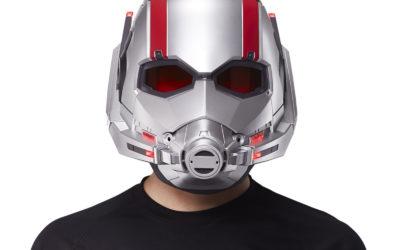 Hasbro Debuts Ant-Man Premium Electronic Helmet