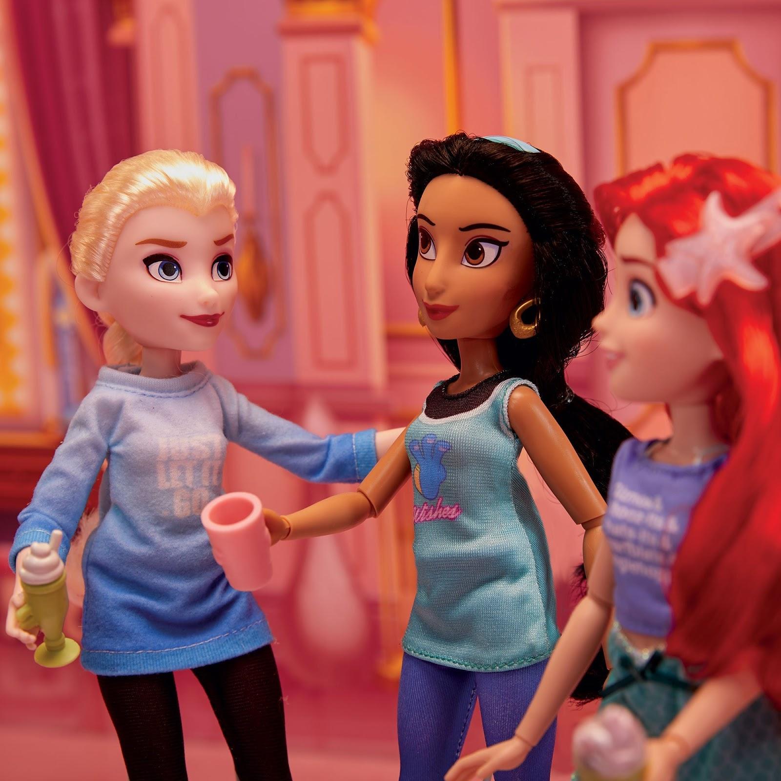 Hasbro Debuts Quot Ralph Breaks The Internet Quot Princess Doll